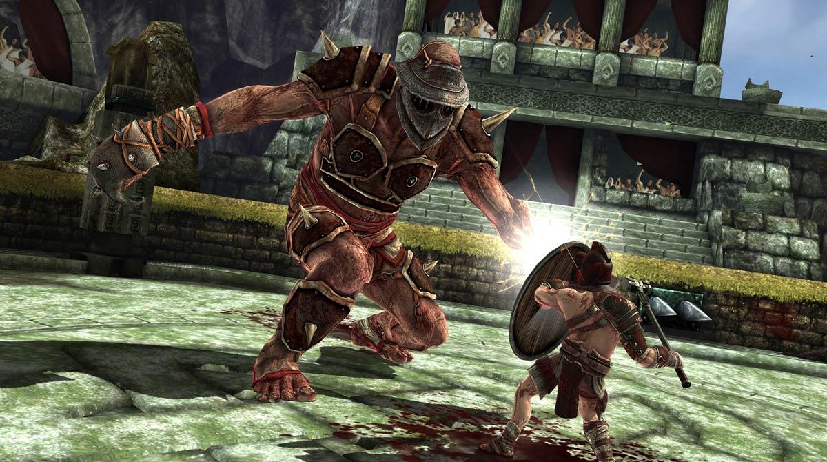 blood glory legend shielding giants punch