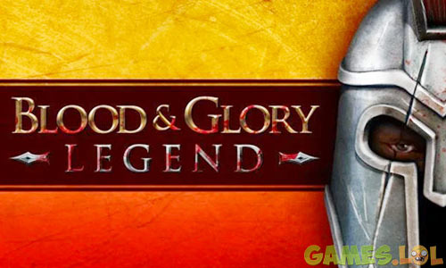 Play BLOOD & GLORY: LEGEND on PC