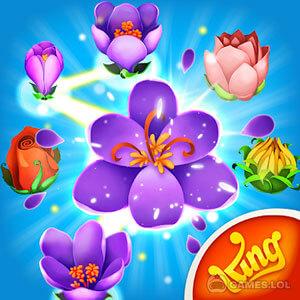 Play Blossom Blast Saga on PC