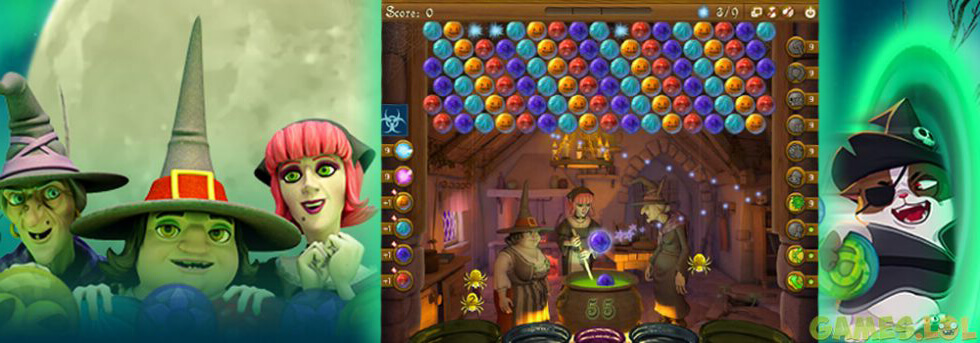 Download Bubble Witch Saga (Free) for Windows