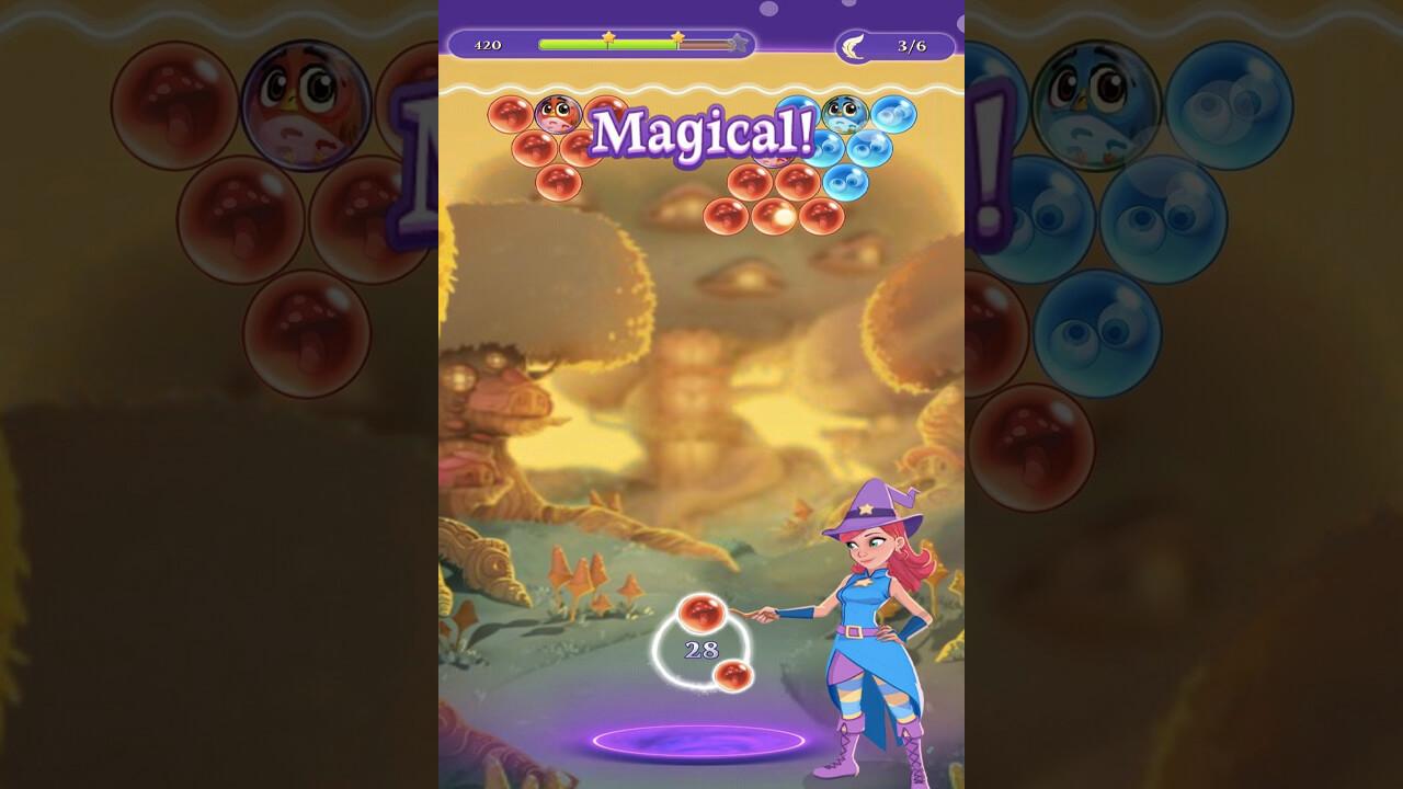 Bubble Witch Saga Stellas Magical Combo