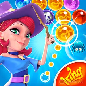 Play Bubble Witch 2 Saga on PC