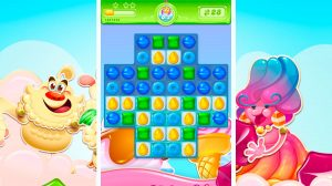 candy crush jelly saga mint candies