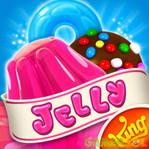 candy crush jelly saga pink flans and donuts