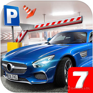 Play Multi Level 7 Car Parking Simulator on PC