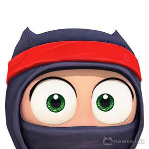 Play Clumsy Ninja on PC