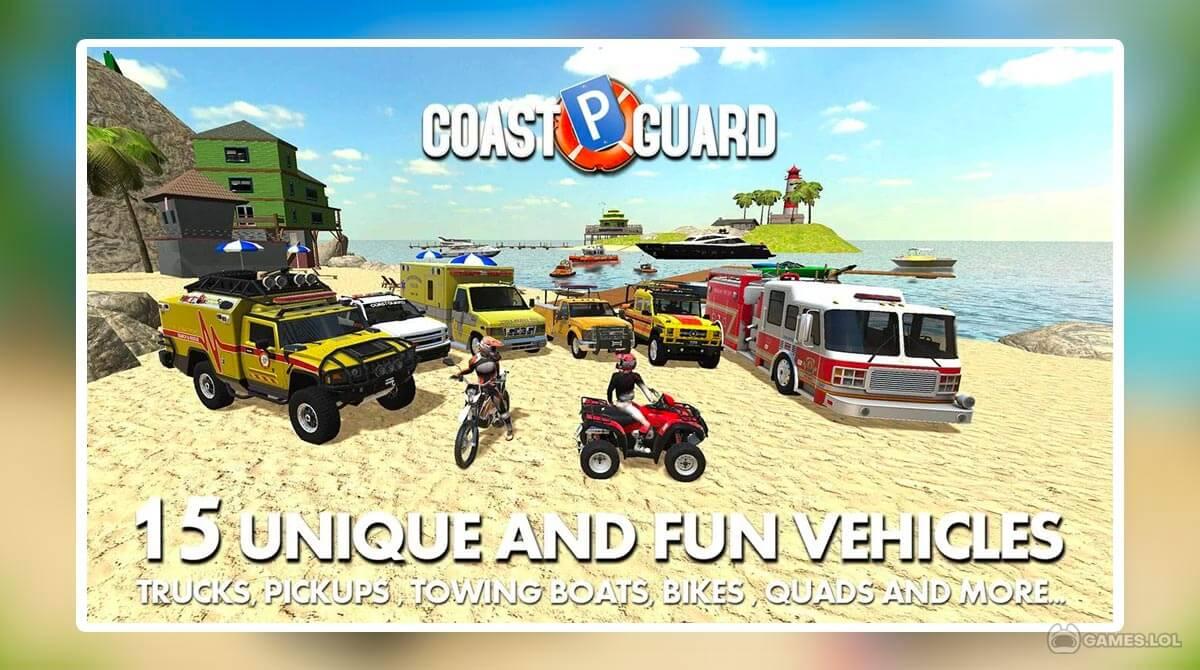 coast guard rescue download free