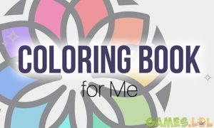 Play Coloring Book for Me & Mandala on PC
