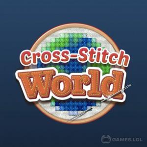 cross stitch world free full version