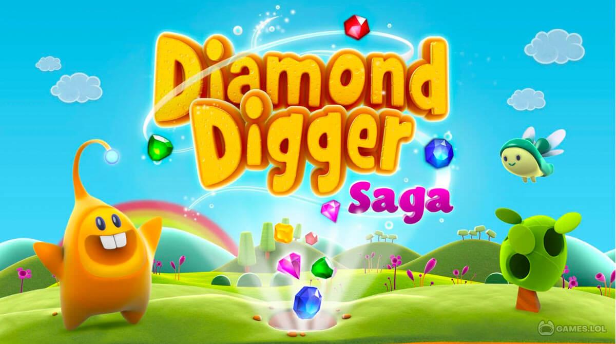 diamond diger saga download free