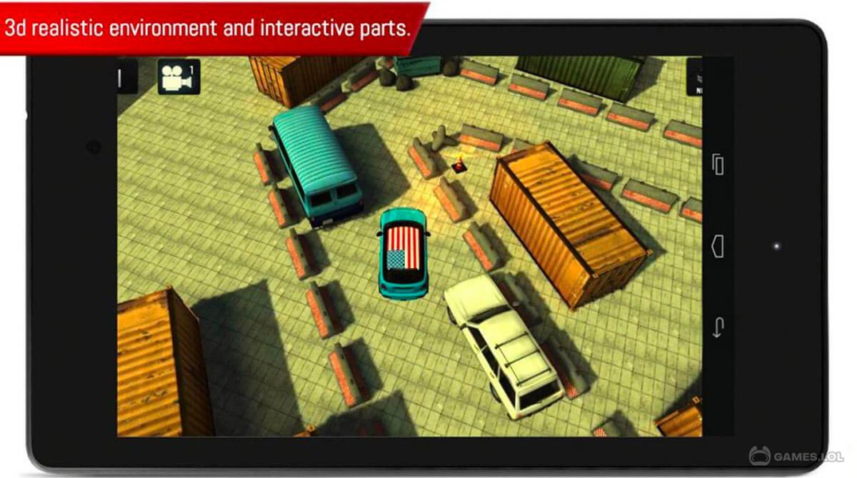 dr parker car parking download PC