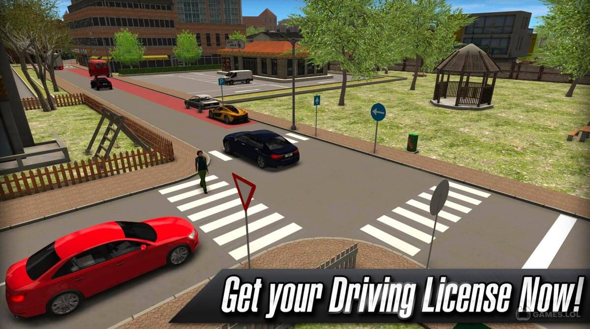 driving school 2016 download PC free
