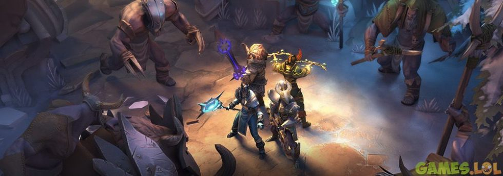 Dungeon Hunter 5 – Action RPG Free PC Download