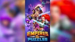 empires and puzzles download free