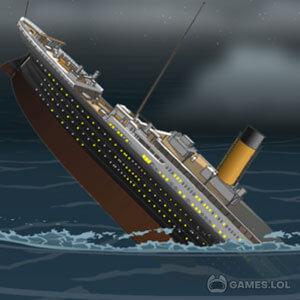 Play Escape Titanic on PC