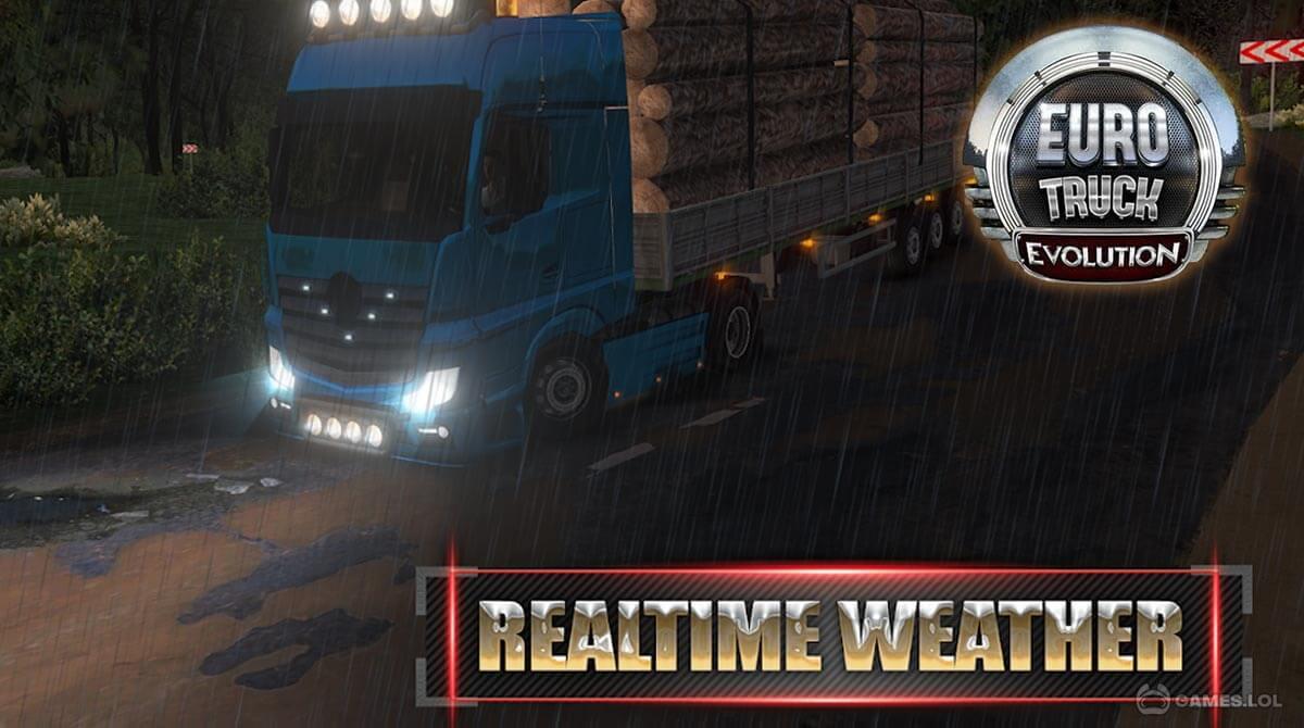 euro truck evolution download PC free