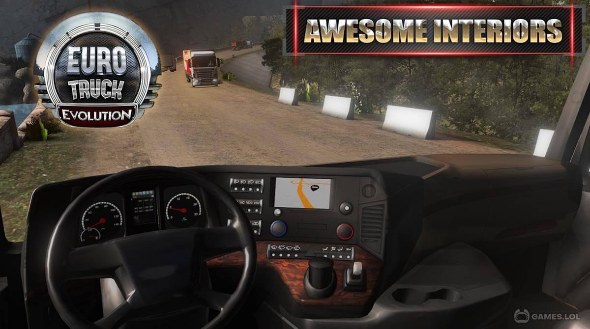 euro truck evolution download full version