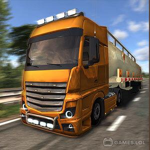 euro truck evolution free full version
