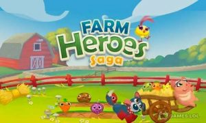 Play Farm Heroes Saga on PC