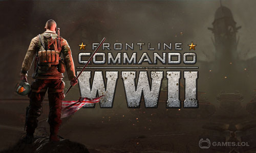 Play FRONTLINE COMMANDO: D-DAY on PC