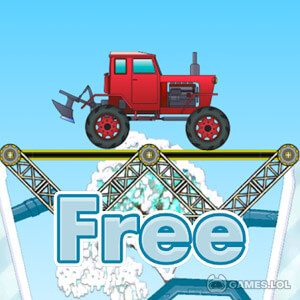 Play Frozen bridges (Free) on PC