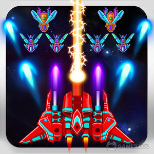 Play Galaxy Attack Alien Shooter on PC