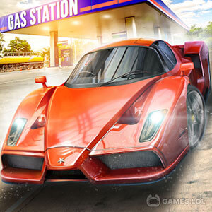Play Gas Station 2: Highway Service on PC