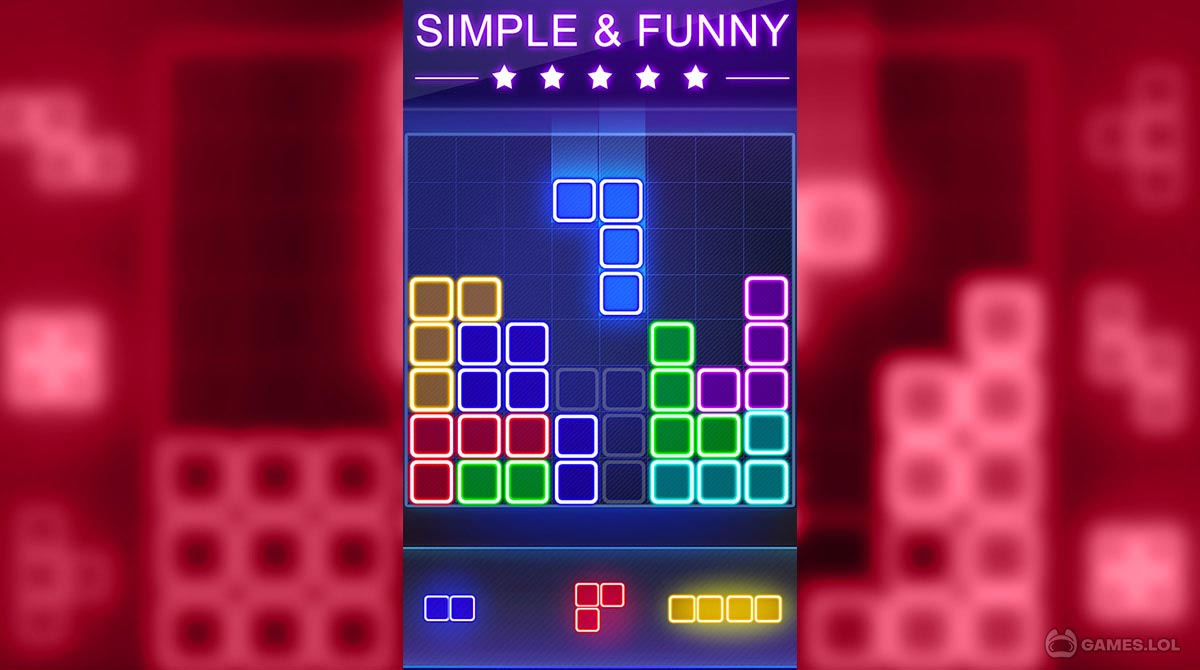 glow block puzzle download free