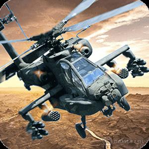 Play Gunship Strike 3D on PC