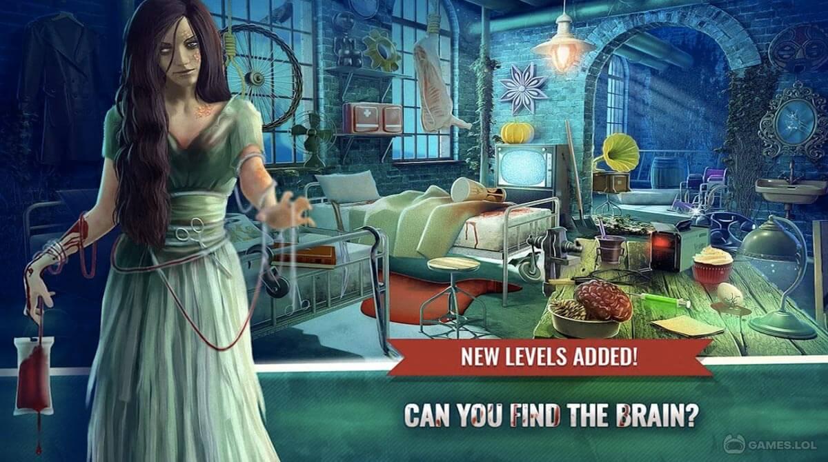 haunted hospital asylum download free
