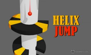 Play Helix Jump on PC