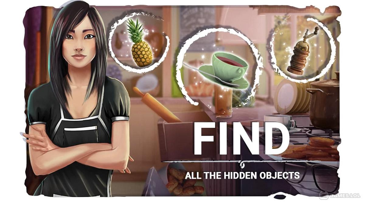 Hidden Objects Messy Kitchen Find Ice Cream