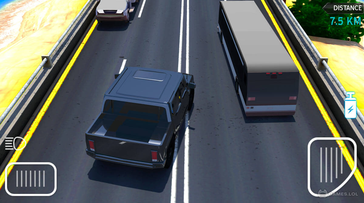 highway car driving download PC free