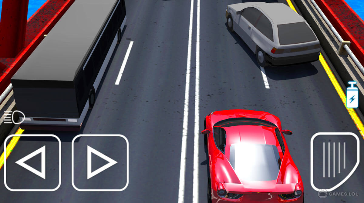 highway car driving download PC