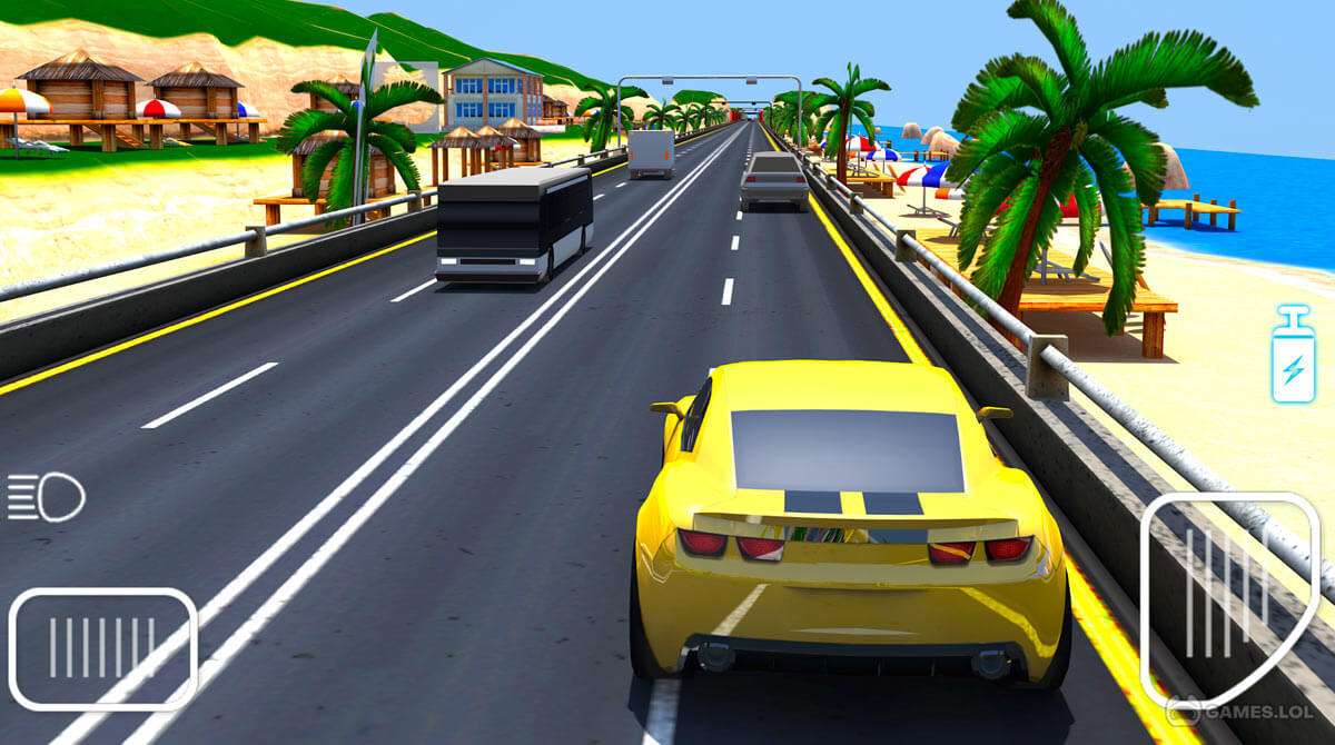highway car driving download full version