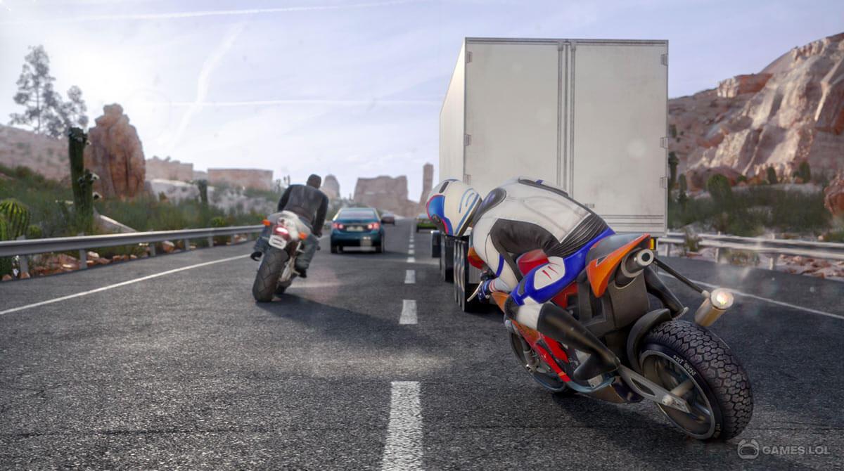 highway rider download PC free