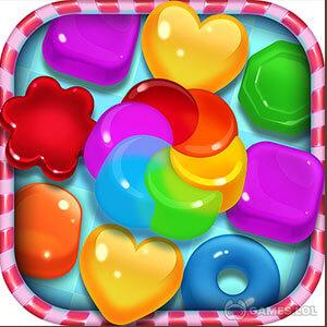 Play Jellipop Match: Open your dream shop! on PC