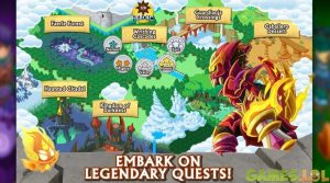 knights and dragons legendary quest