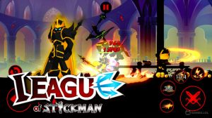 league of stickman download free