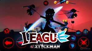 league of stickman download full version