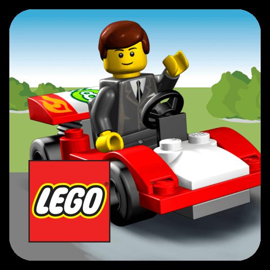 Lego sports car