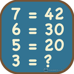 Play Math Puzzles on PC