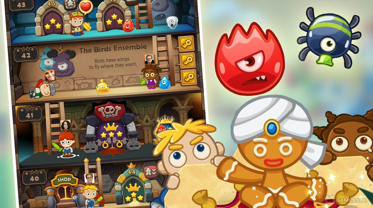 monster busters download full version