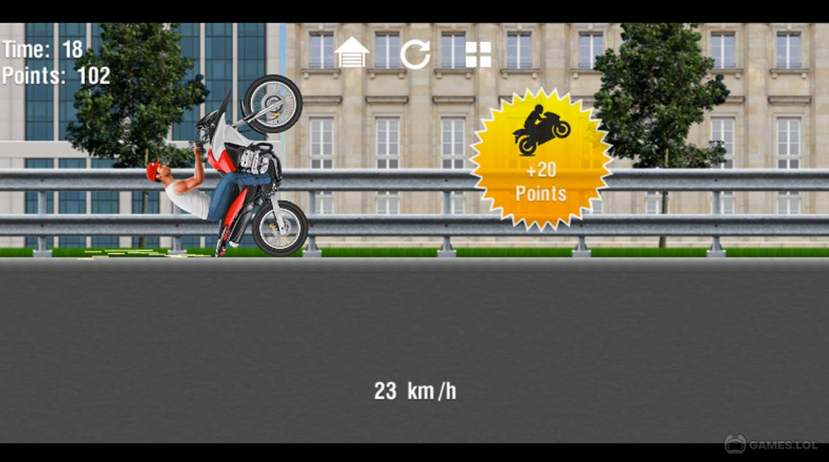 moto wheelie download free