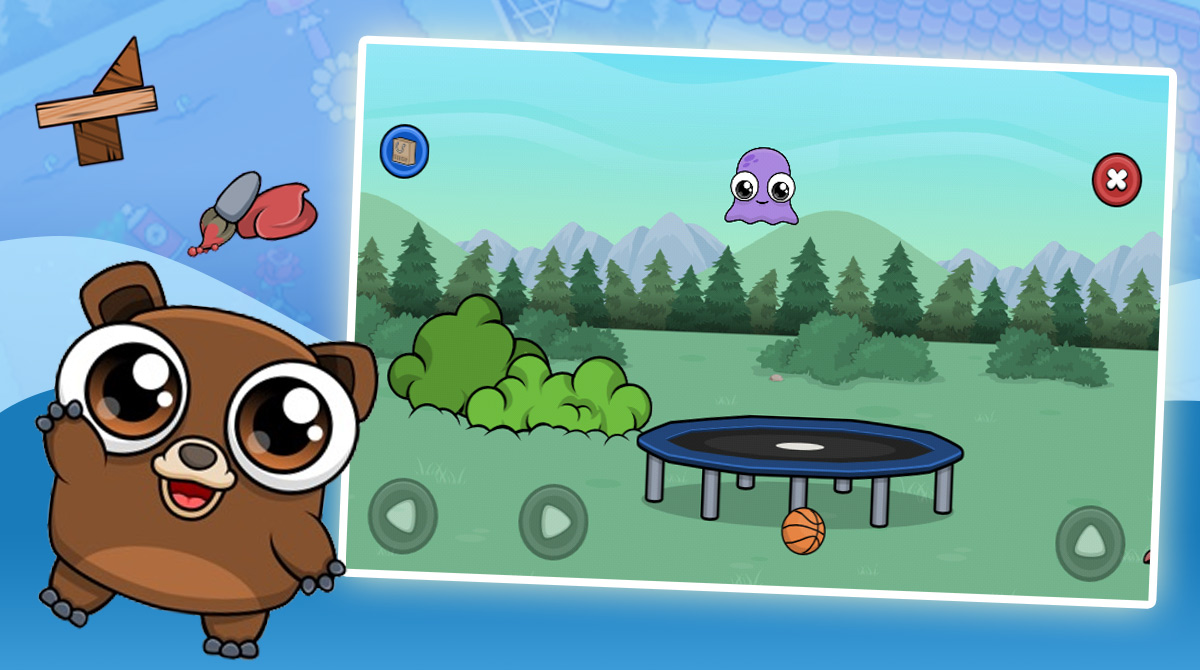 moy 4 trampoline game