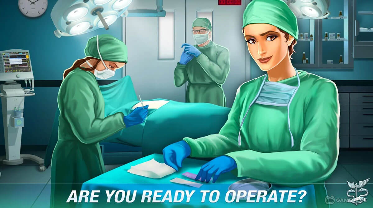 operate now hospital download PC free