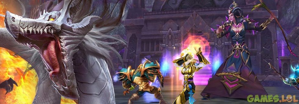 Order & Chaos Online 3D MMORPG Free PC Download