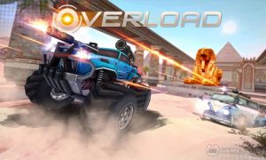 Play Overload – Not My Car: Vehicle Battle Royale on PC