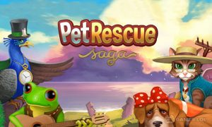 Play Pet Rescue Saga on PC