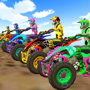 Play Pro ATV Bike Racing on PC